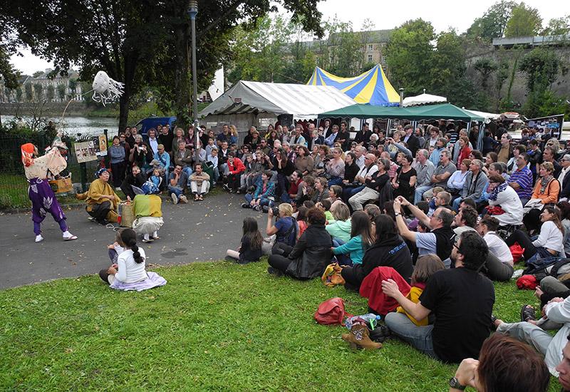 フランス「国際人形劇フェスティバル」