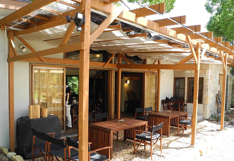森の農(みのり) 甲山ハニーガーデンカフェ