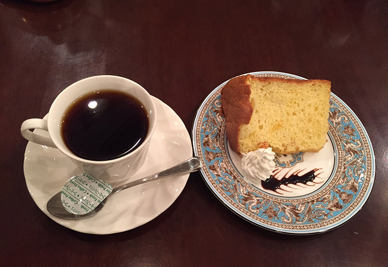 喫茶シャリテ