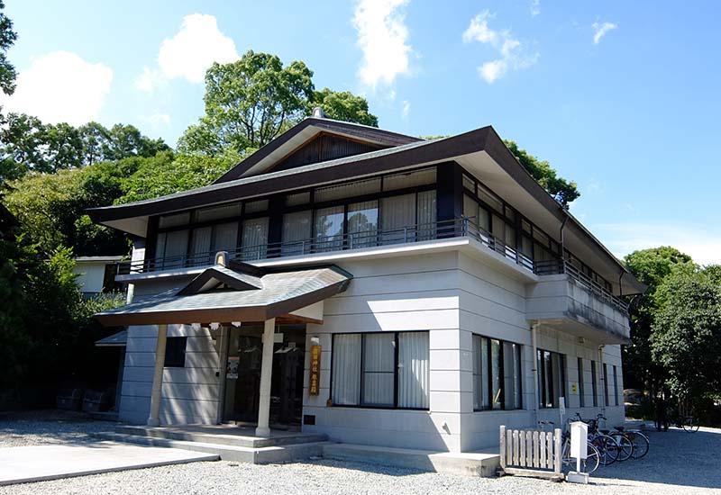 廣田神社参集殿